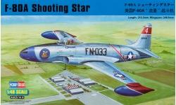 F-80A Lockheed, Shooting Star - HOBBY BOSS 81723 1/48