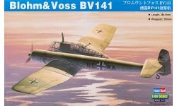 BV 141B-0 & B-1 Blohm & Voss - HOBBY BOSS 81728 1/48