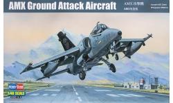 A-11 AMX International, Ghibli - HOBBY BOSS 81741 1/48