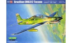 EMB-312A/AT-27 Tucano, Embraer - HOBBY BOSS 81763 1/48