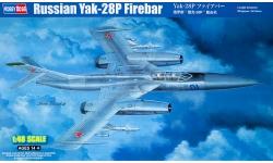 Як-28П Яковлев - HOBBY BOSS 81767 1/48