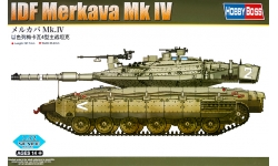 Merkava Mk. IV MANTAK/IMI - HOBBY BOSS 82915 1/72