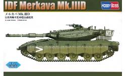 Merkava Mk. IIID MANTAK/IMI/IDF Ordnance Corps, Dor-Dalet - HOBBY BOSS 82916 1/72