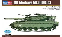 Merkava Mk. IIID (LIC) MANTAK/IMI/IDF Ordnance Corps, Dor-Dalet - HOBBY BOSS 82917 1/72