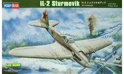 Ил-2 Ильюшин - HOBBY BOSS 83201 1/32