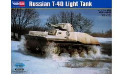 Т-40 - HOBBY BOSS 83825 1/35