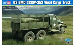 GMC CCKW 352 2½-ton 6x6 Cargo Truck (G-508), Jimmy - HOBBY BOSS 83832 1/35