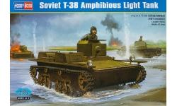 Т-38 - HOBBY BOSS 83865 1/35