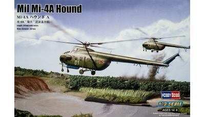 Ми-4А Миль - HOBBY BOSS 87226 1/72