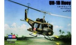 UH-1B Bell, Iroquois, Bravo Huey - HOBBY BOSS 87228 1/72
