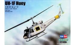 UH-1F Bell, Iroquois, Huey - HOBBY BOSS 87230 1/72