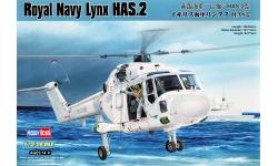 Lynx Mk. 2 (FN) / UH-14A (Mk. 25) Westland, AgustaWestland - HOBBY BOSS 87236 1/72