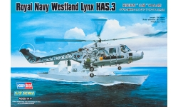 Lynx HAS.3 Westland - HOBBY BOSS 87237 1/72