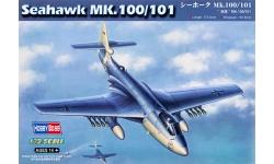 Sea Hawk Mk. 100 / Mk. 101 Hawker - HOBBY BOSS 87252 1/72