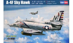 A-4F Douglas, Skyhawk - HOBBY BOSS 87255 1/72