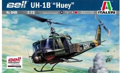 UH-1B Bell, Fuji, Iroquois, Bravo Huey - ITALERI 040 1/72