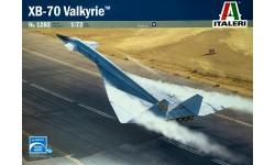 XB-70A North American, Valkyrie - ITALERI 1282 1/72