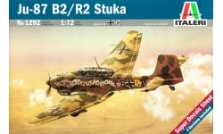 Ju 87B-2/R-2 Junkers, Stuka - ITALERI 1292 1/72