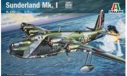 Sunderland Mk. I/II, Short - ITALERI 1302 1/72
