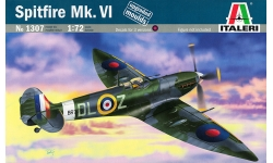 Spitfire Mk VI Supermarine - ITALERI 1307 1/72