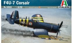 F4U-7 Chance Vought, Corsair - ITALERI 1313 1/72