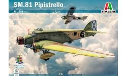 S.M.81 Savoia-Marchetti, Pipistrello - ITALERI 1388 1/72