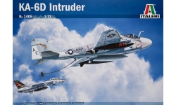 KA-6D Grumman, Intruder - ITALERI 1405 1/72