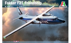 Fokker F27-200, Friendship - ITALERI 1430 1/72