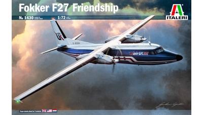 Fokker F27-200, Friendship - ITALERI 1430 1/72