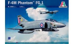 F-4K/M Phantom FG.1/FGR.2 McDonnell Douglas - ITALERI 1434 1/72