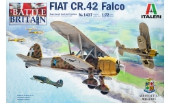 CR.42 FIAT, Falco - ITALERI 1437 1/72