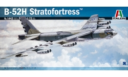 B-52H Boeing, Stratofortress - ITALERI 1442 1/72