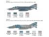 F-4E/F McDonnell Douglas, Phantom II - ITALERI 1448 1/72