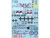 F-104G/S/CF-104/RF-104G Starfighter, Lockheed, Aeritalia, Fokker, MBB, Canadair - ITALERI 2514 1/32