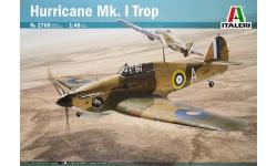 Hurricane Mk. I Hawker - ITALERI 2768 1/48
