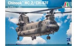 CH-47F / CH-47J / HC Mk. 2 Boeing, Chinook - ITALERI 2779 1/48