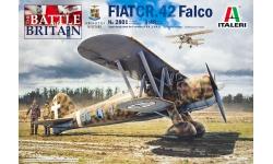 CR.42 FIAT, Falco - ITALERI 2801 1/48