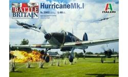 Hurricane Mk. I Hawker - ITALERI 2802 1/48