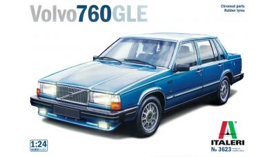 Volvo 760 GLE 1984 - ITALERI 3623 1/24