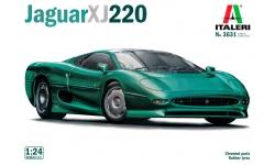 Jaguar XJ220 1992 - ITALERI 3631 1/24