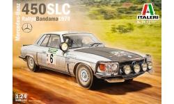 Mercedes-Benz 450 SLC (C107) 1979 - ITALERI 3632 1/24