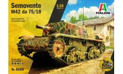 Semovente M42 da 75/18 FIAT/Ansaldo - ITALERI 6569 1/35