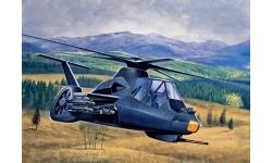 RAH-66 Boeing / Sikorsky, Comanche - ITALERI 058 1/72