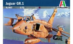 Jaguar GR Mk. 1 SEPECAT - ITALERI 067 1/72
