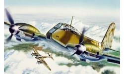 Me 410A-1 Messerschmitt - ITALERI 074 1/72