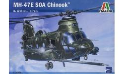 MH-47E Boeing, Chinook - ITALERI 1218 1/72