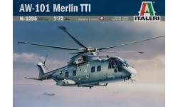 AW101 Mk.410 AgustaWestland, Merlin - ITALERI 1295 1/72