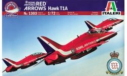 Hawk T1A Hawker Siddeley / BAE Systems - ITALERI 1303 1/72