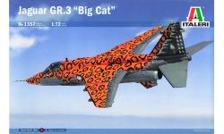 Jaguar GR Mk. 3 SEPECAT - ITALERI 1357 1/72