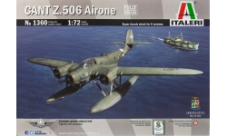 Z.506B CANT, Airone - ITALERI 1360 1/72